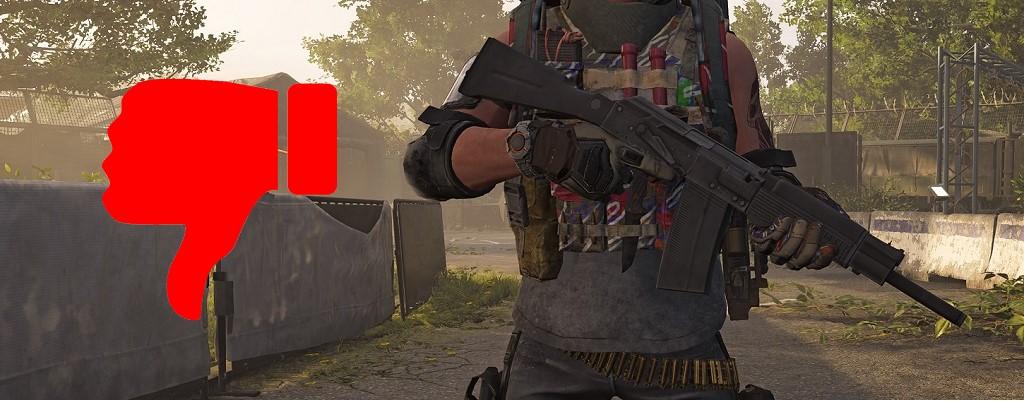 """The Division 2 ist, laut Fans, """"der einzige Shooter mit schwachen Shotguns"""""""