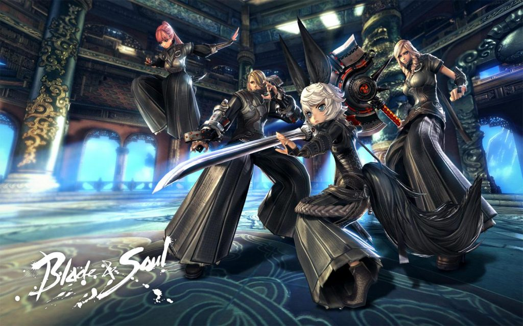 Blade and Soul Klassen