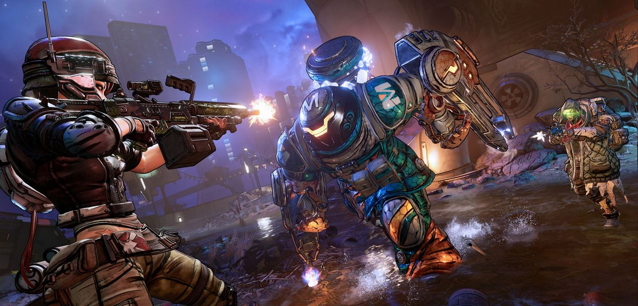 Borderlands 3 bietet Bosse, die an klassische MMORPG-Raids erinnern