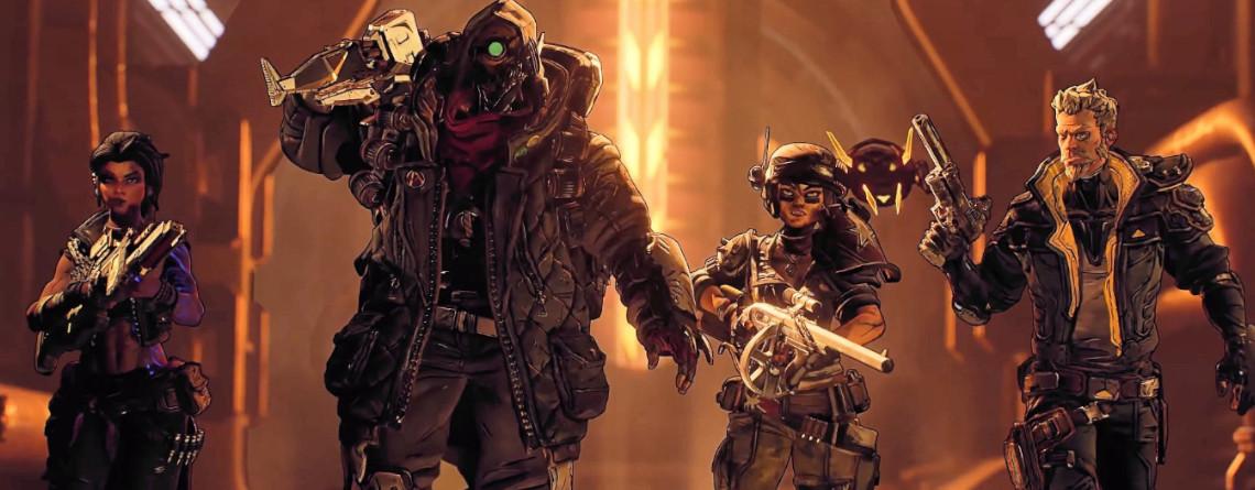 Das sind die 4 Helden aus Borderlands 3 – Welchen zockt ihr?