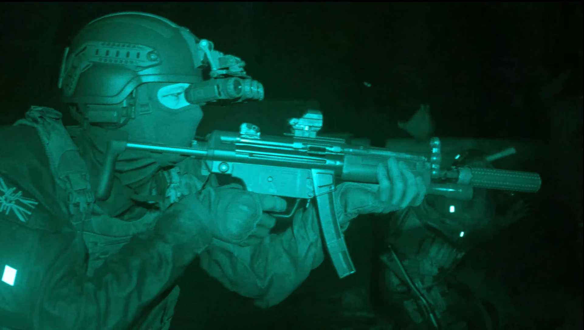 Leak: Modern Warfare hat stockdunkle Maps für völlig neue Spielerfahrung