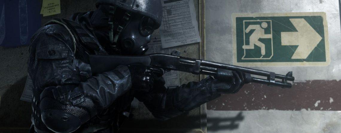 Call of Duty Modern Warfare will angeblich die Welt schockieren