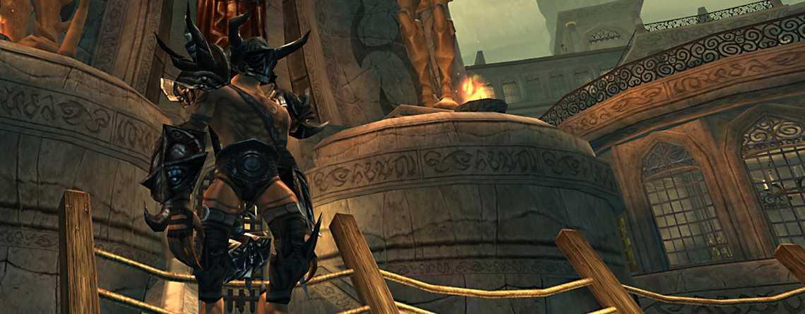 Ein seit 10 Jahren totes MMORPG, das seiner Zeit voraus war, ist jetzt plötzlich in der Beta