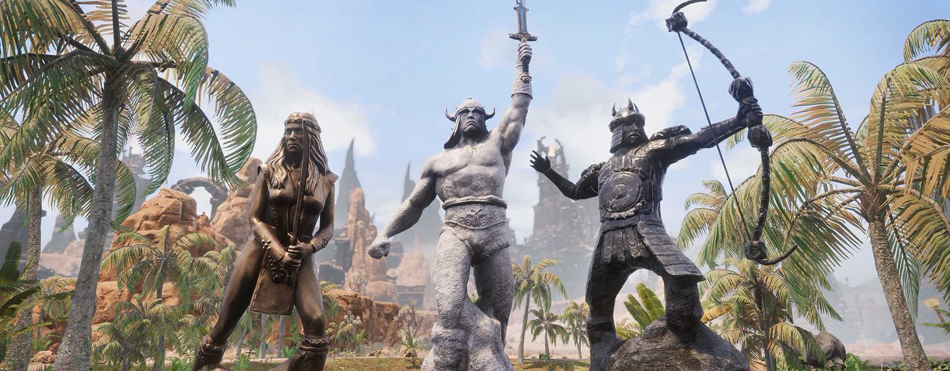 Darum gibt es in Conan Exiles nun Statuen von Arnold Schwarzenegger