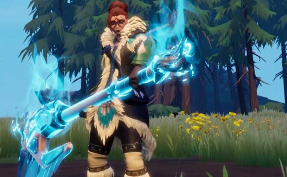 Dauntless Axt Guide Titel