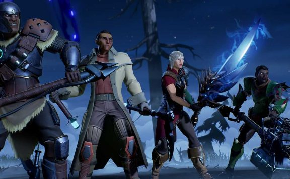 Dauntless-Slayers Spielergruppe Titel