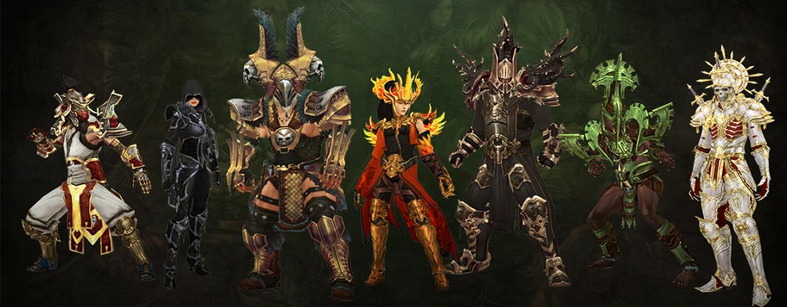 Welche Klasse spielt ihr in Season 17 von Diablo 3? Fragt das Schicksals-Rad