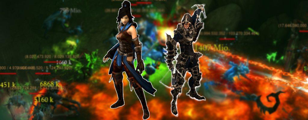 Diablo 3 Klassen Titel Wiz DH