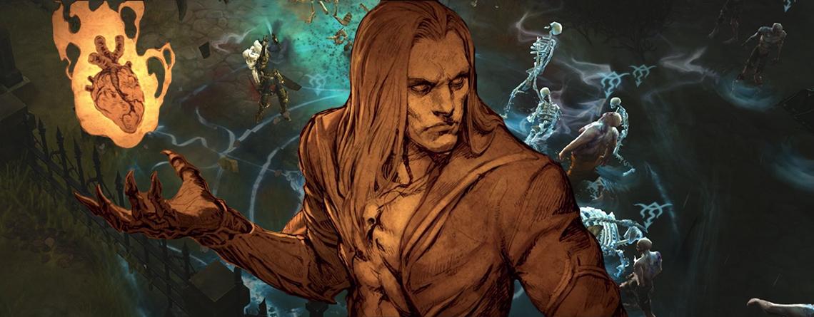 Diablo 3 ist euch zu bunt? So düster war es eigentlich geplant