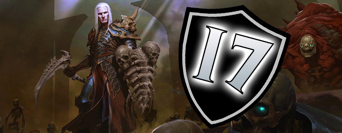 Diablo 3 Season 17: Beste Klassen, beste Builds – Tier List