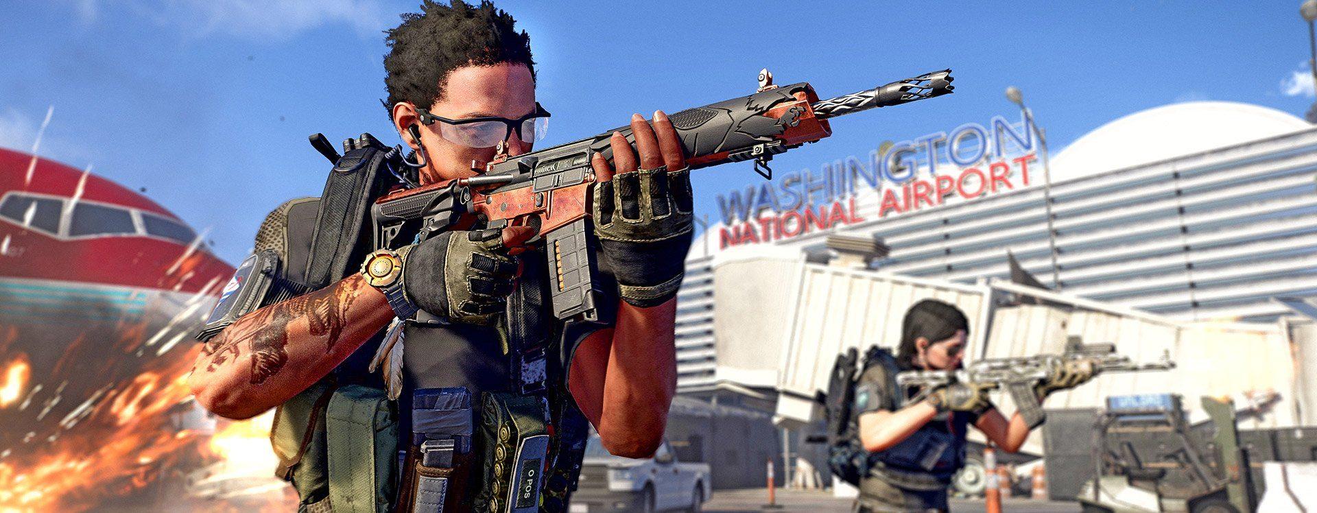 "Ubisoft feiert The Division 2 als ""größten Hit 2019"", aber liebt Rainbow Six Siege"