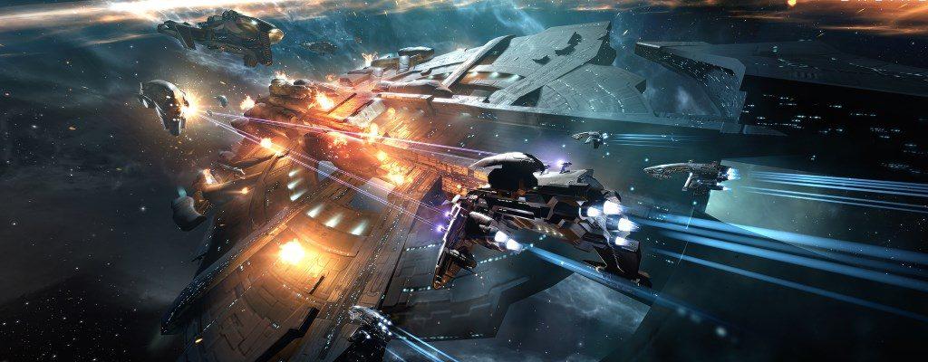EVE Online Schlachtschiff