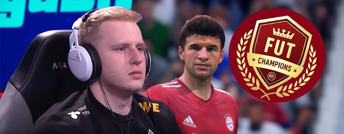 FIFA 19: Bester deutscher eSportler scheitert in Weekend League an Amateur