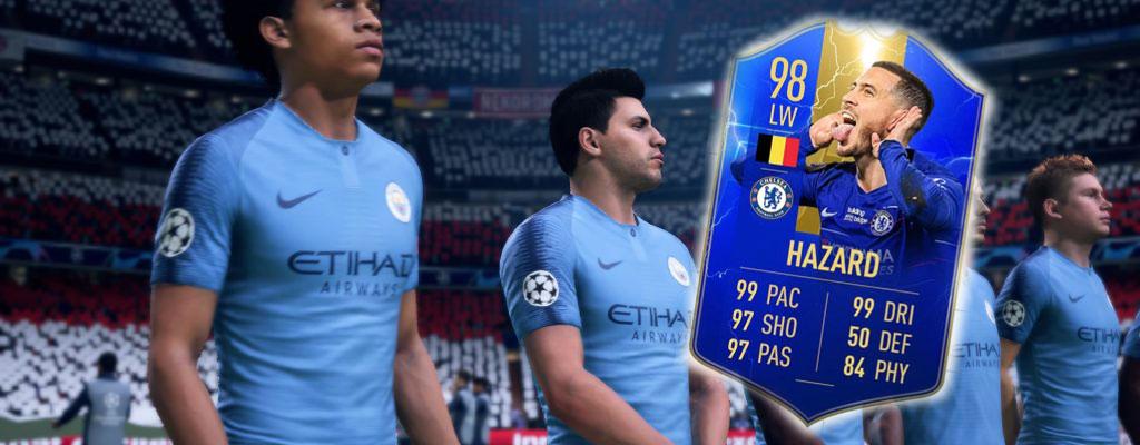 FIFA 19 TOTS: Das Premier League Team of the Season – mit Hazard