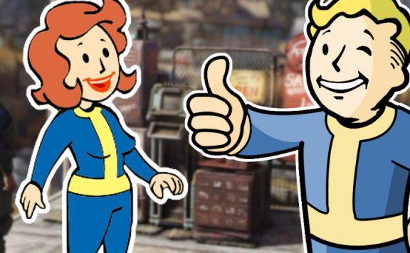 Fallout 76 Spieler Shops Titel mit lachenden Kunden res