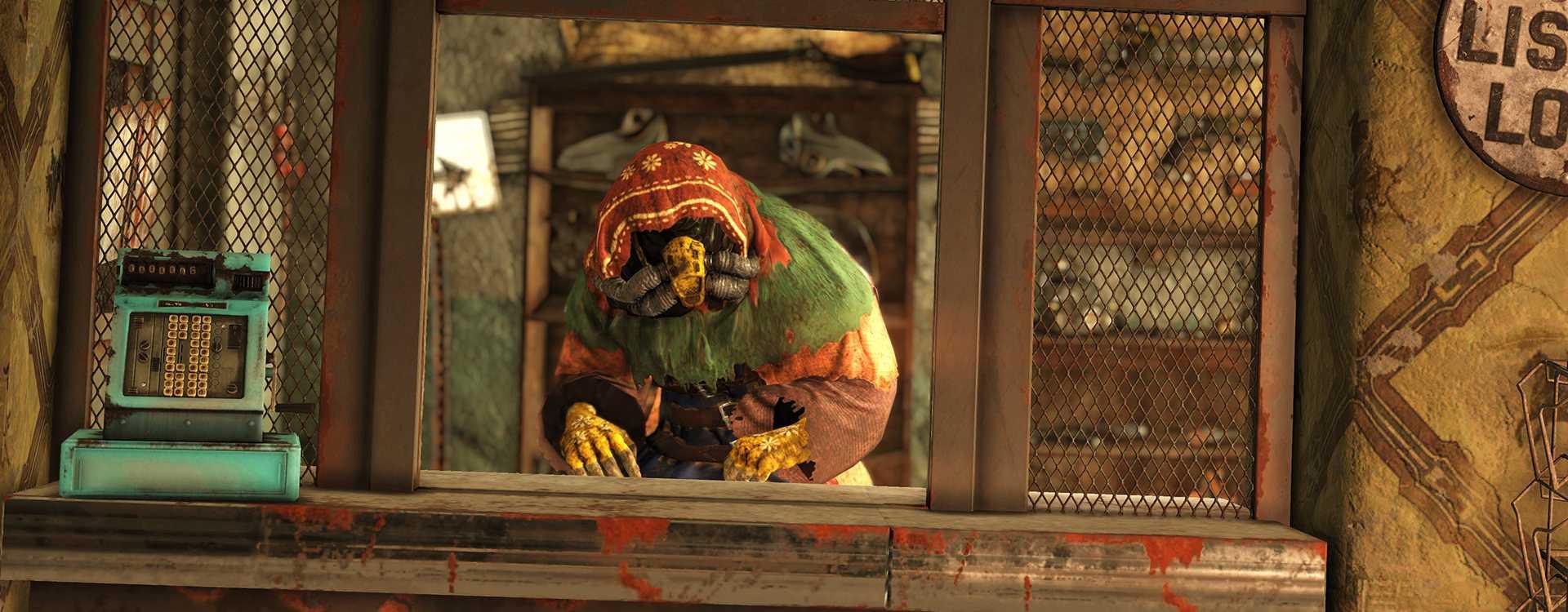 Der legendäre Händler in Fallout 76 kommt schon früher – So funktioniert er