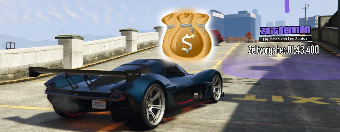 GTA Online: Holt euch 101.000 Dollar in 2 Minuten bei diesem Rennen