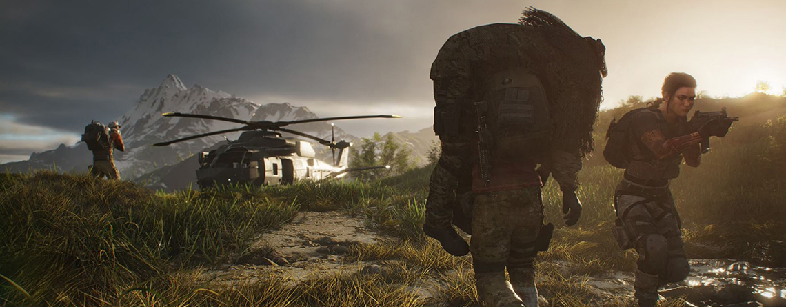 Das ist Ghost Recon Breakpoint, der neue Militär-Shooter – Release im Oktober