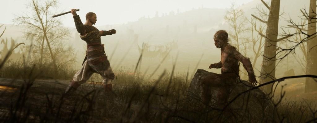 Im Survial-MMO Last Oasis spielt ihr Battle Royale gegen die Sonne