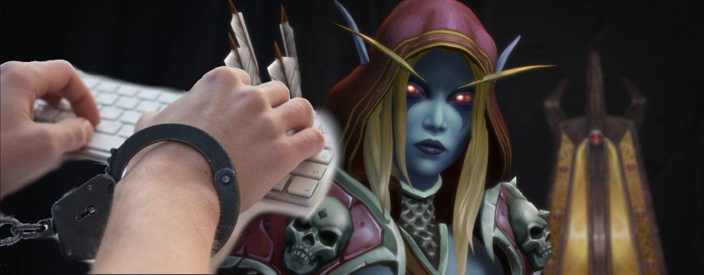 MMORPG Sucht Titelbild
