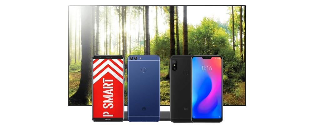 Smartphone-Fieber bei MediaMarkt & beliebter LG-OLED-TV im Angebot