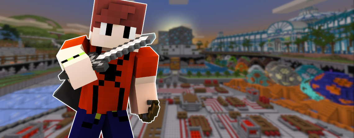 Diese Minecraft-Map zeigt euch, was ihr in 10 Jahren verpasst habt