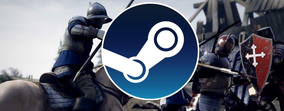 Mordhau ist ein riesiger Erfolg auf Steam und das ist sein Problem