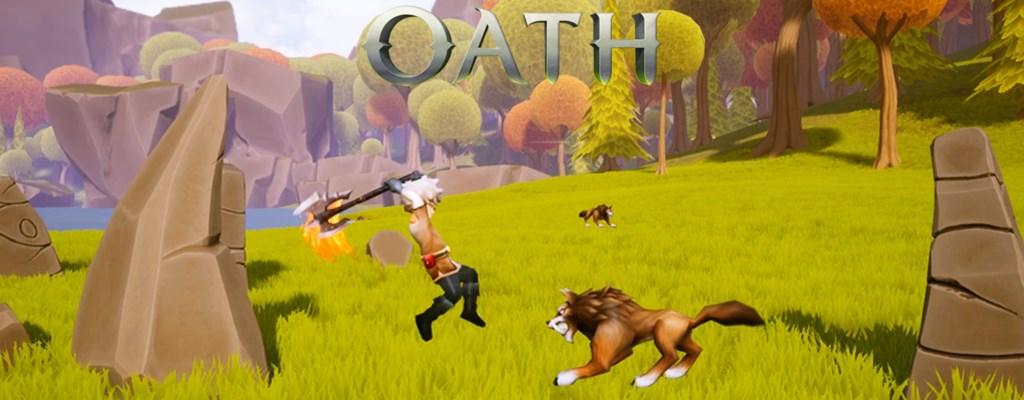 Indie-MMORPG Oath kommt so gut an, dass die Kickstarter-Kampagne explodiert