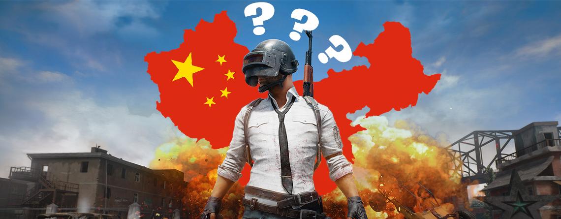 So absurd sieht das zensierte PUBG in China aus, weil Gewalt ein Tabu-Thema ist