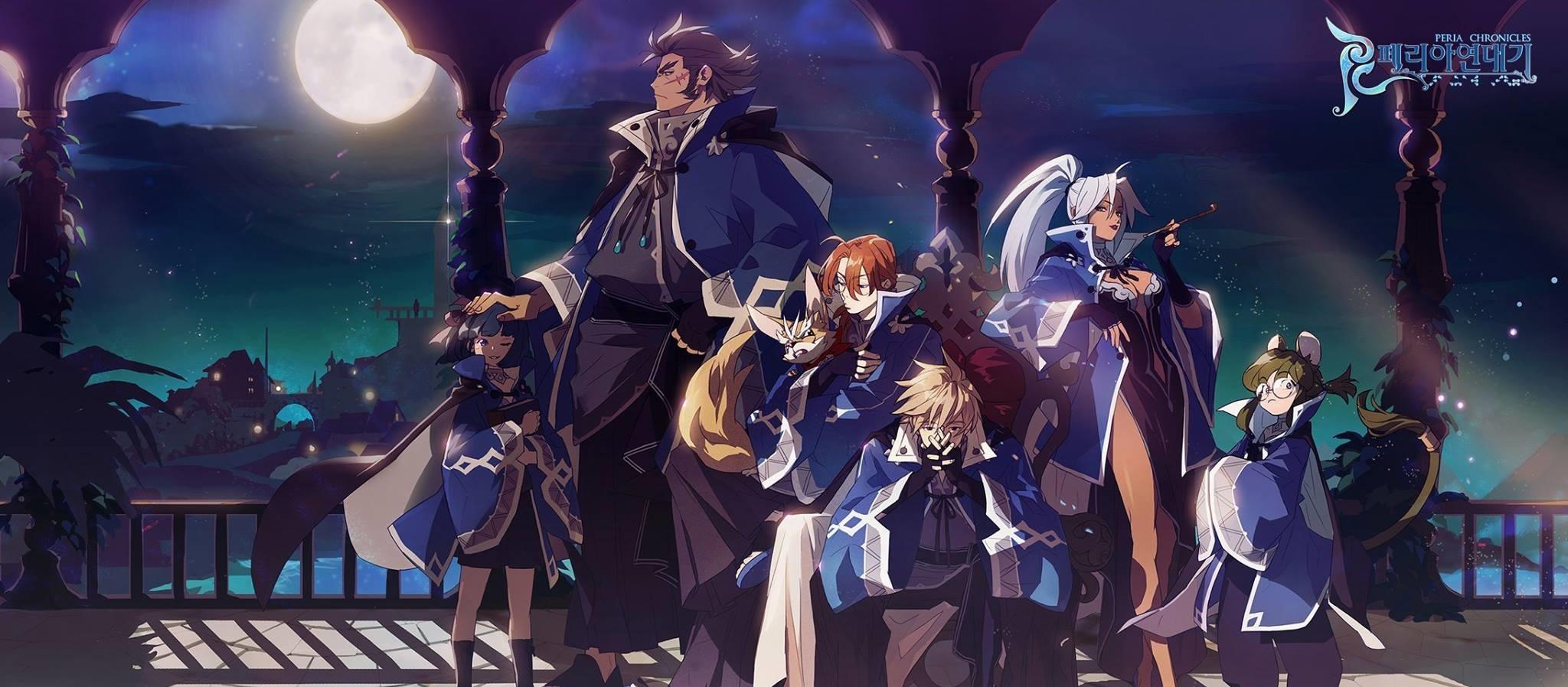 Peria Chronicles: Das sagen Spieler zum Anime-MMO nach der 1. Testphase