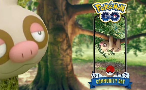 Pokémon GO Bummelz Community Day