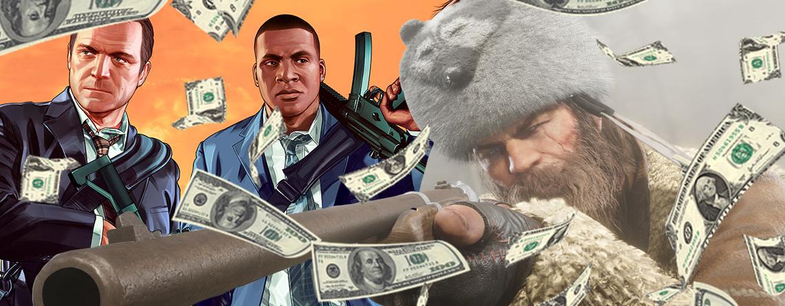 Twitch Prime bietet Loot für Red Dead Online und GTA Online – So kommt Ihr ran