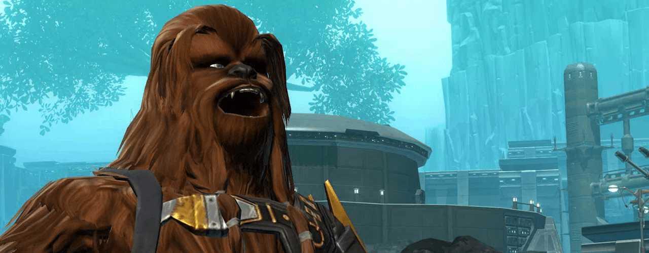 So gedenken SWTOR-Spieler dem verstorbenen Chewbacca-Darsteller