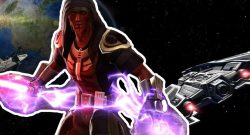 SWTOR Onslaught in Space Titel mit Sith