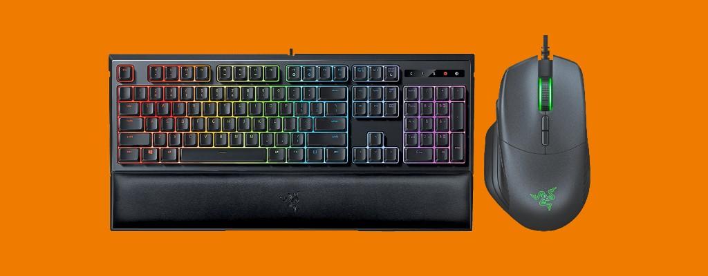 Beliebte Razer-Tastatur und -Maus im Bundle stark vergünstigt bei Saturn