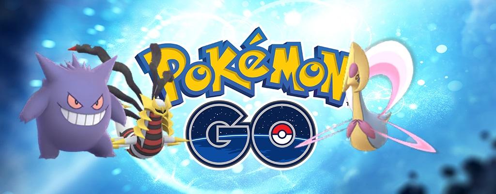 So besiegt Ihr Cresselia in Pokémon GO zu dritt – Schon mit Level 30