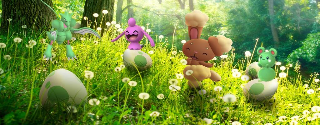 Shinys ausbrüten in Pokémon GO – Welche Eier lohnen sich am meisten?
