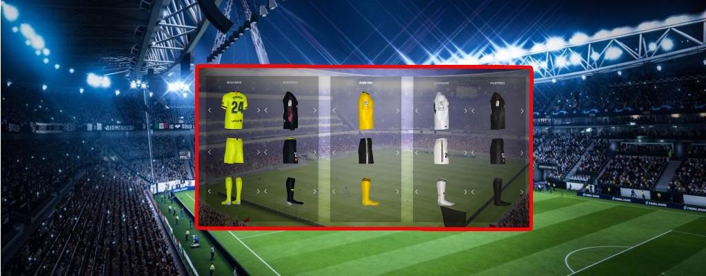 Kurios: Trikotwahl der spanischen Fußball-Liga läuft so ab wie in FIFA 19