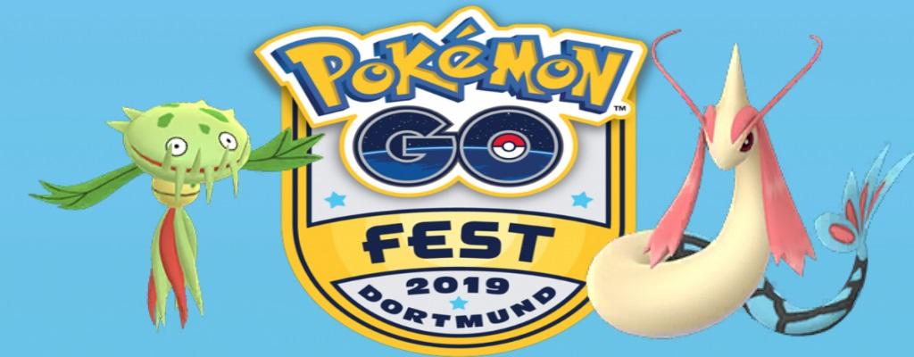 Pokémon GO zeigt regionales Pokémon und Ticketdetails für GO Fest in Dortmund