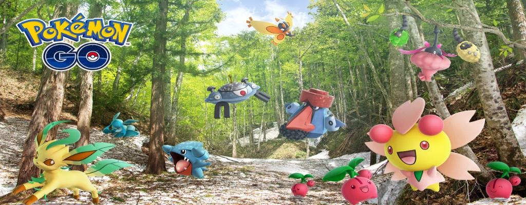 Kinoso, Burmy und Schalellos – Pokémon GO hat jetzt diese 16 neuen Pokémon