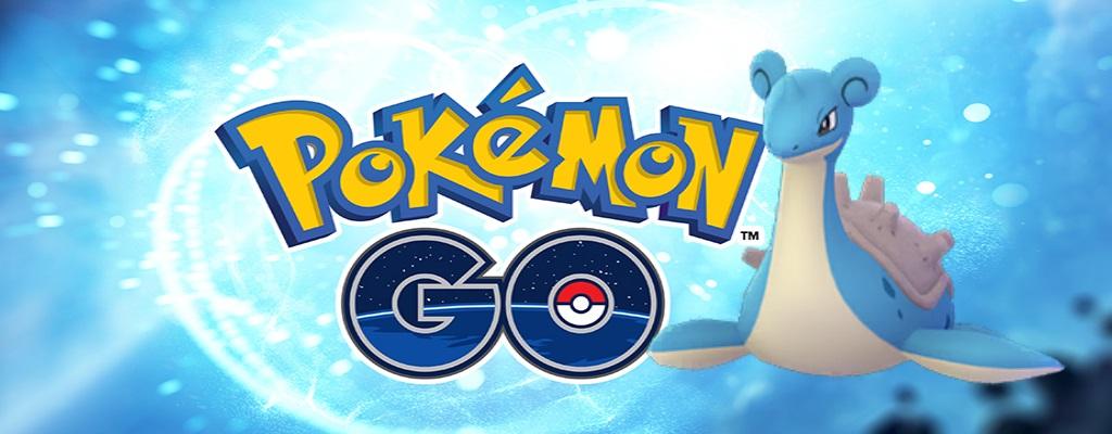 Pokémon GO: Lapras kann am Raid-Tag zwei spezielle Attacken lernen – Lohnen sie sich?