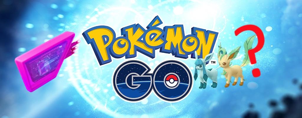 Pokémon GO: 3 neue Lockmodule geleakt – Fans hoffen auf neue Evoli-Entwicklungen