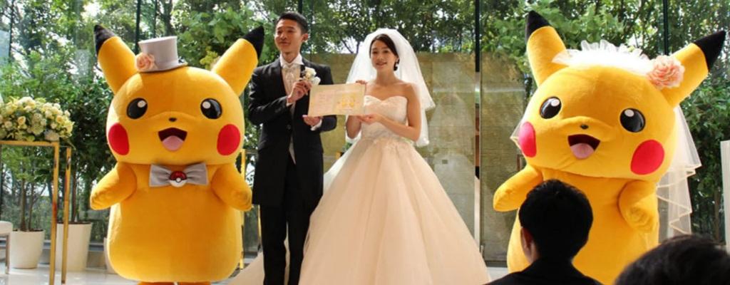 Pokémon GO: In Japan gibt es nun die Traumhochzeit für Trainer