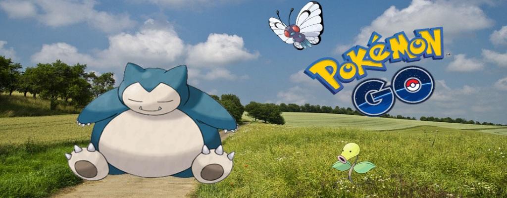 Müssen wir in Pokémon GO bald schlafende Relaxo mit der Pokéflöte wecken?