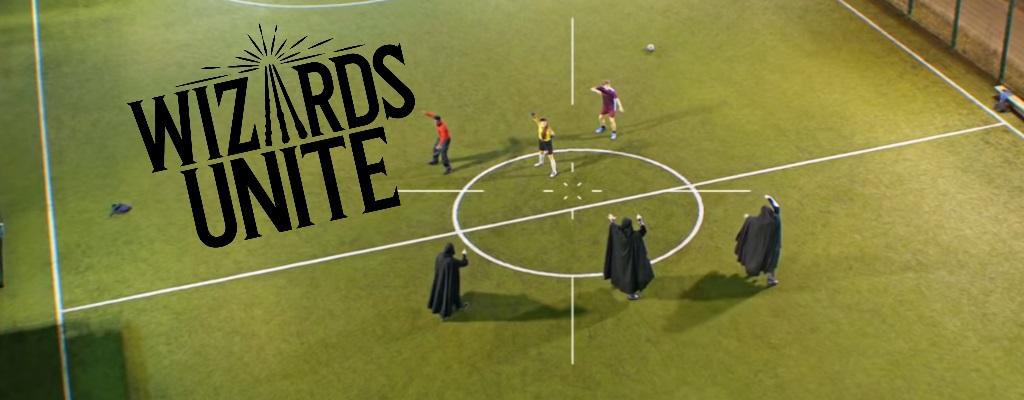 Wizards Unite: Neuer Trailer zeigt Todesser – Treffen wir auf Voldemort?