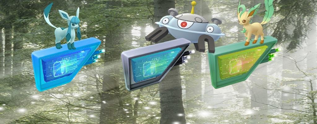 Pokémon GO hat 3 neue Lockmodule – So funktionieren sie