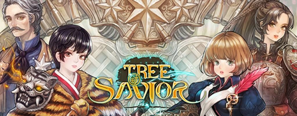 Das MMORPG Tree of Savior bekommt gleich 4 neue Klassen