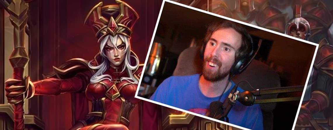 Asmongold erobert Twitch, indem er immer schwerere Dungeons in WoW Classic knackt