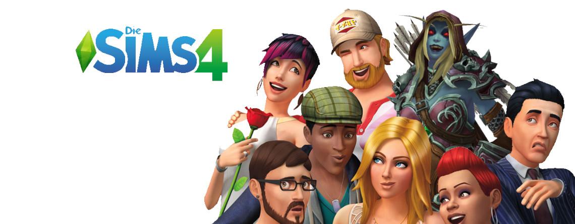 Die Sims 4 ist kostenlos und mit einer WoW-Mod könnt Ihr die Horde anführen