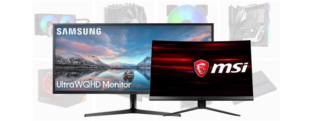 Gaming-Monitore und weitere Hardware bei Alternate teils stark reduziert